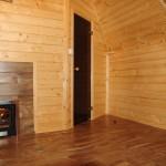 Domek z sauną